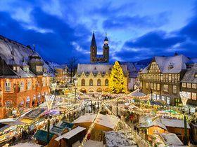 Goslar Weihnachtsmarkt, Fotolia easyimages
